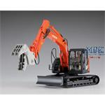 HITACHI EXCAVATOR ZAXIS 135US CRUSHER 1/35