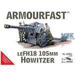 WWII German leFH 18 105mm Howitzer