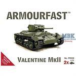 Valentine Mk II  (2er Set)