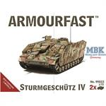 Sturmgeschutz IV (2er Set)