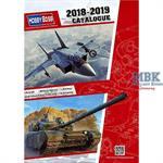 Hobby Boss Katalog 2018-2019