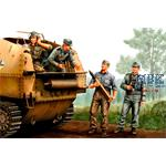 German Self-Propelled Gun Crew Set