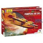 "Pompiers du ciel ""Löschflugzeug Set"" CL-415"