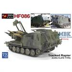 TRACKED RAPIER (complete resin kit)