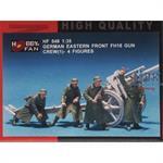leFH18 Launcher Crew I (4 Fig)
