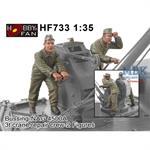 Büssing-Nag 4500A 3t crane repair crew