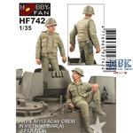 ARVN M113 ACAV Crew (Vietnam War)  Set A