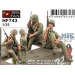 ARVN M113 ACAV Crew (Vietnam War)  Set B