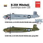 B-25H Mitchell Gunships over CBI