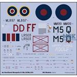 de Havilland Mosquito B Mk. IX / XVI