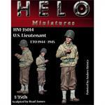 US Lieutenant, ETO 1944-45