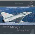 Duke Hawkins: Dassault Mirage III & Mirage 5/50