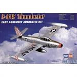 """F-84E \""""Thunderjet\"""""""