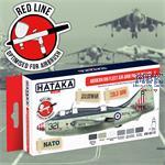 Modern RN Fleet Air Arm paint set vol.1