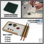 Acrylic Painting Palette   --> A52 <--