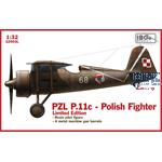 PZL P.11c Polish Fighter (LIMITED Edition)
