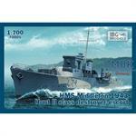 HMS Middleton 1943 Hunt II class destroyer escort