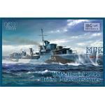 HMS Ithuriel 1942 I-class Destroyer