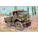 Chevrolet C15A, General Service Cab 13