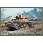 40M Turan I – Hugarian Medium Tank