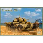 Crusader Mk.I - British Cruiser Tank Mk.VI