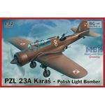 PZL. 23A Karas - Polish Light Bomber