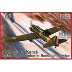 PZL.23 B Karas in Romanian Service