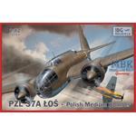 PZL.37 A Los - Polish Medium Bomber