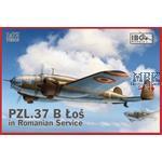 PZL. 37 Los B II in Romanian Service