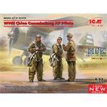 WWII China Guomindang AF Pilots