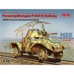 Panzerspähwagen P 204(f) Schienenfahrzeug