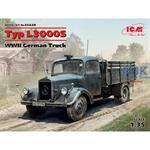 German Truck L3000S