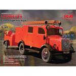 L1500S LF8 German Light Fire Truck