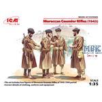 Moroccan Goumier Rifles 1943