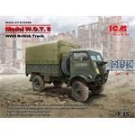 Model W.O.T. 8, WWII British Truck