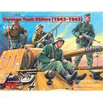 German Tank Riders (1942-1945)
