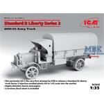 "Standard B ""Liberty"" Series 2, WWI US Army Truck"