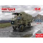 FWD Type B, WWI US Army Truck