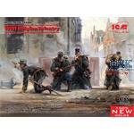 WWI Belgian Infantry