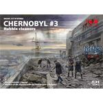Chernobyl#3. Rubble cleaners