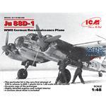 Ju 88D-1, WWII German Reconnaissance Plane