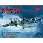 Do 217J-1/2, WWII German Night Fighter