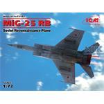 MiG-25 RB, Soviet Reconnaissance Plane