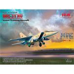 MiG-25 RU, Soviet Training Aircraft