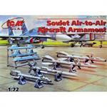 Soviet Air-to-Air Aircraft Armament