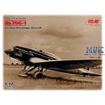 Heinkel He 70G-1 Passenger Aircraft