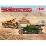 DIORAMA SET - WWI ANZAC Desert Patrol