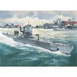 U-Boat Type IIB (1943)