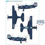 SB2C-4 Helldiver landing flaps 1/32