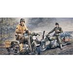 U.S. Motorräder WWII
